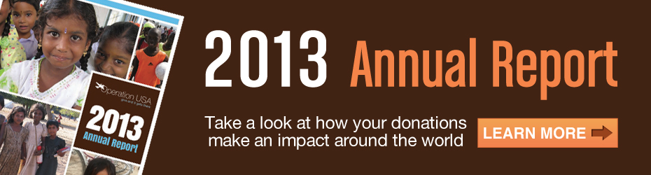 Annual Report 2013 BANNER