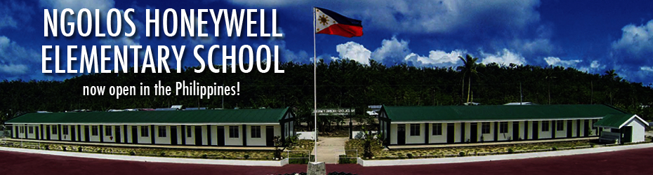 BANNER: Ngolos Honeywell Elementary School