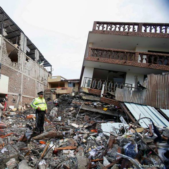 Ecuador Earthquake Recovery