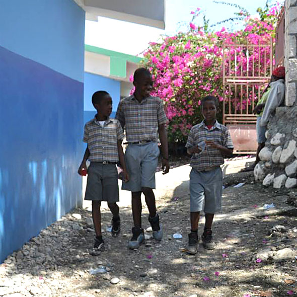 Ongoing Recovery in Haiti