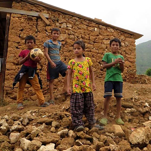 Nepal Earthquake Recovery