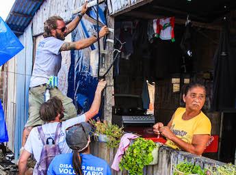 Operation USA Makes Grant for Ecuador Relief