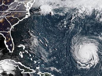 Developing: Hurricane Florence