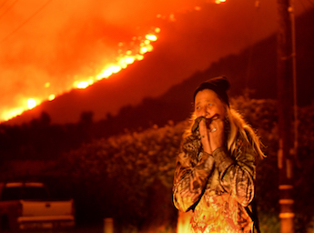 California Wildfire Response