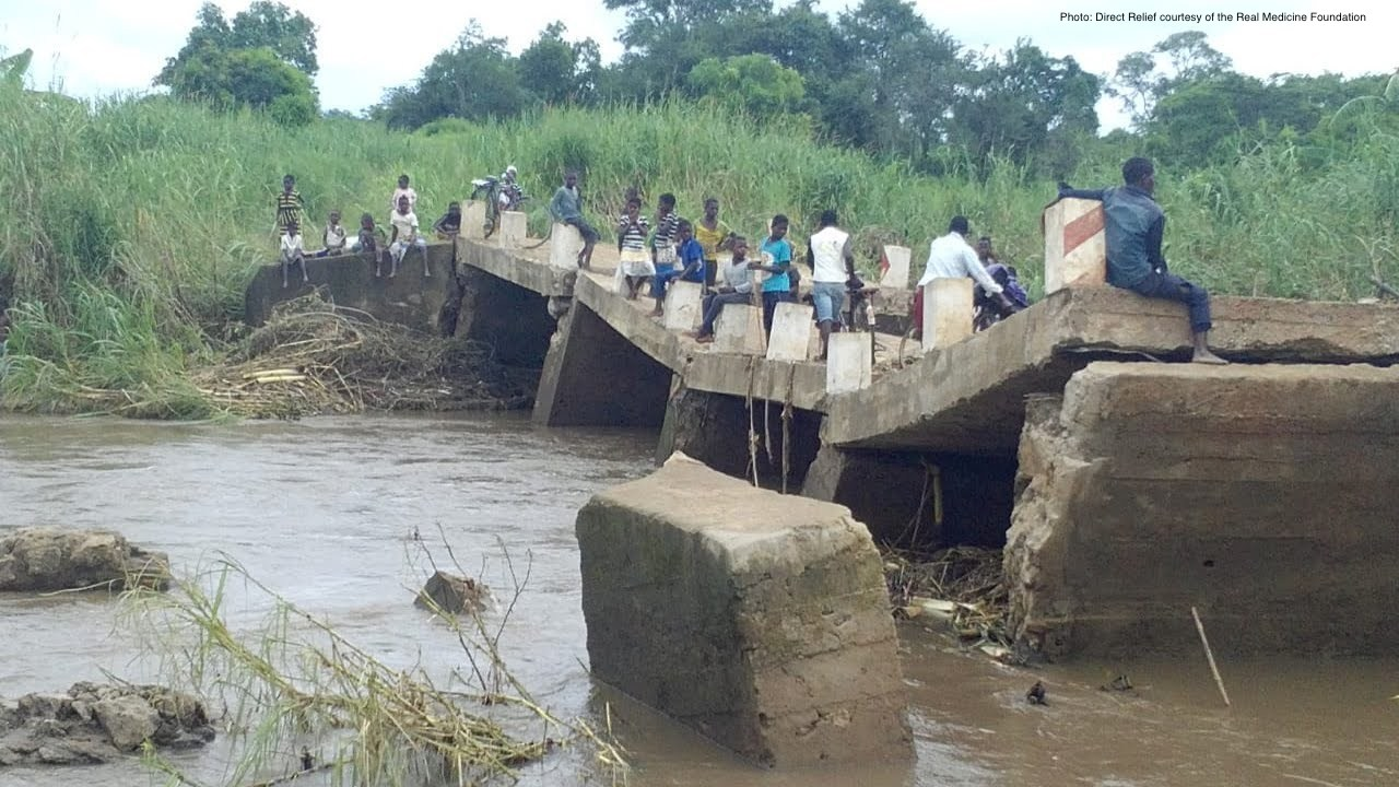 MOZAMBIQUE-BRIDGE