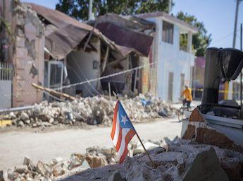 Puerto Rico Earthquakes Response