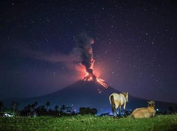 Philippines Volcano Response