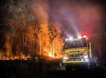 California Wildfires Response